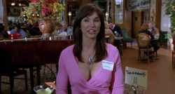 Kimberly Page tits in the 40 Year Old Virgin