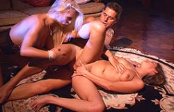 double penetration for true whore Suzie Most excellent