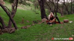 Elsa Jean - Little Red Rider: A DP XXX Parody