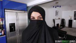 Victoria June - Busty Arabic Teen Violates Her Religion