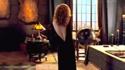 Connie Nielsen full frontal in The Devil's Advocate