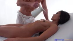This Thai girl's nipples