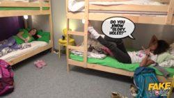 Fake Hostel - Luna Corazon & Rachel Adjani