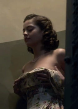 Jenna Coleman in Room at the Top