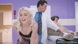 Chloe cherry - dentist time