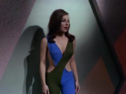 Sherry Jackson in Star Trek