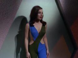 Sherry Jackson in Star Trek