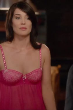 "Cobie Smulders in ""They Came Together"""