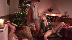 HORRORPORN – Bad Santa