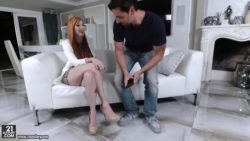 [21 Sextury] Lauren Phillips - Naughty Ginger