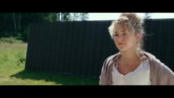 Meisha Lowe strips in Eadweard