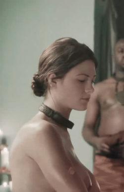 Laura Surrich in Spartacus