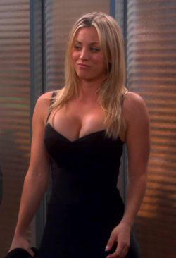 """Kaley Cuoco puts the """"big"""" in Big Bang Theory"""