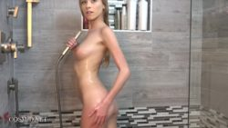 kali renee vs shower