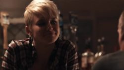 Melissa Jones and her funbags - 'The Butterfly Effect 3: Revelations'