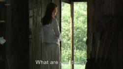 Marina Hands rainy plot in 'Lady Chatterley' (2006)