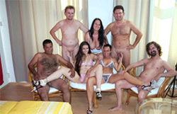 Swingers groupsex