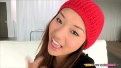 Alina Li loves huge cocks