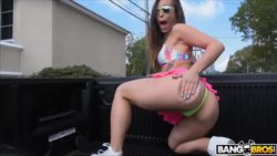 Kelsi Monroe - Taking This Big Ass Around Town