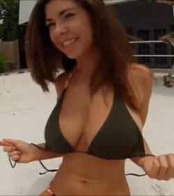 Bikini off