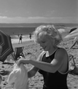Marilyn Monroe pokie plot from Some Like It Hot