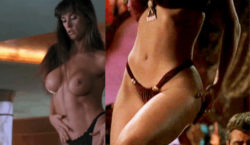 Salma Hayek and Demi Moore's stripping plot