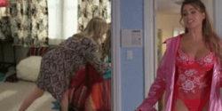 Sofia Vergara & Julie Bowen's open robe plots