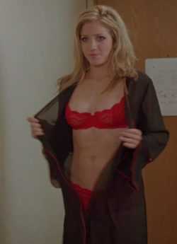 Brittany Snow - John Tucker Must Die