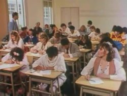 "How not to cheat in class plot from ""Las Colegialas"""