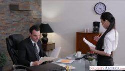 Jade Kush - Naughty Office