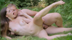 Forest lovemaking
