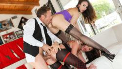Lustful Ladies Enjoy Rocco #09