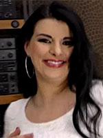 Luxurious Sandra Nero Joys Her Slit