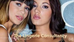 The Underware Consultancy Scene two Pleasant Seduction Felicia Smooch Mona Kim