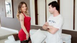 Son is slutty and craves to screw fresh stepmom Natasha Starr