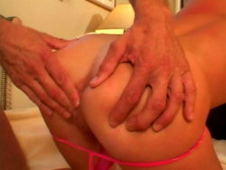 Insatiable wench Hilary Scott getting gorgeous butt eaten and frigged