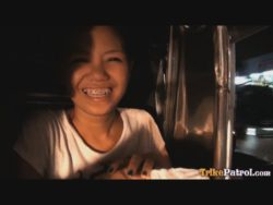 Narrow Filipina youngster with braces will get fucked savagely via sexy white vacationer