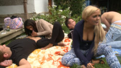Outside SEX Orgy Right through the Lawn Birthday celebration