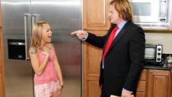 Teenage intern Holly Hendrix receives ravaged by large schlong boss