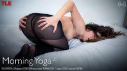 Morning Yoga two – Louisa A