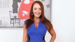 Pornstar Janet Mason Pounding LIVE