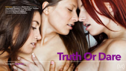 Truth or Dare Scene five Vacillate Julia Roca Leila Smith