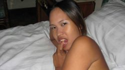 Novice Pinay babe will get pussy smashed through black cock then blows white man