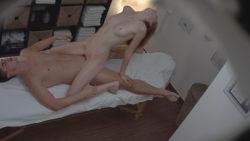 Extraordinarily Passionate Redhead Seduced in Therapeutic massage Room