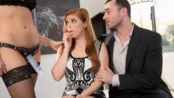 Penny Pax rigid encounter with sugar dad James and his wifey