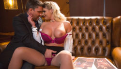 Toni Ribas plows his large tittied sister in law Phoenix Marie
