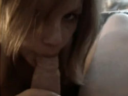 Nasty dame next door receives cremed on camera