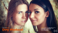 Indecent Weekend Scene two Racy Sophia Laure Violette