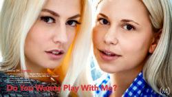 Do U Want to Play With Me Scene 4 Joyous Jessie Volt Lola A