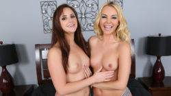 Pornstars Hope Howell with Aaliyah Enjoy